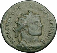 Diocletian Ae Post Reform Radiate To Enjoy High Reputation In The International Market Ancient Roman Imperial Coin