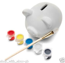 Best Gift Cute Creative Piggy Bank Animal Pig Style Money Coin Saving Box Case