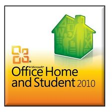 ●ANGEBOT● Microsoft Office Home and Student 2010 ★★★Sofortversand 30Minuten★★★