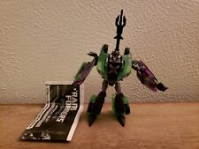 2012 Dark Energon Figure Transformers Prime Knock Out Decepticon Loose Hasbro