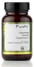 Fushi Organico 500mg Liquirizia Pillole Veg 60 Capsule