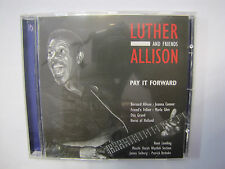 Luther Allison & Friends - Pay it forward - CD Ruf 1060