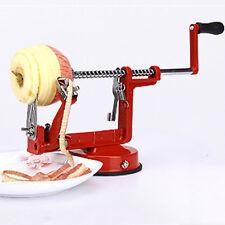 3in1 Apple Peeler SLICER MACHINE Apple Peeler Corer Potato Fruit Cutter Tool hot