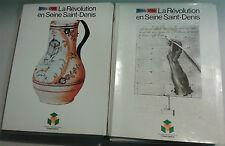 La Révolution en Seine Saint-Denis, 1785-1799 (2 vol.) - 1990, illustré