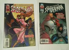 the spectacular spider-man # 241 , 242