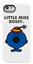 Case Scenario Mr. Men/Little MISS BOSSY Cover Case for iPhone 5 / 5S HER GIFT