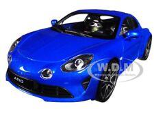 2017 RENAULT A110 ALPINE BLUE 1/18 DIECAST CAR MODEL BY NOREV 185148