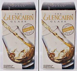 2 Whisky the Glencairn Glass Crystal whiskey Tasting Single Malt Glas Gläser