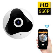 Fisheye 360° panoramic SPY mini ip camera wireless Hidden wifi camera VR HD 960P