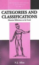 Categories and Classifications: Maussian Reflections on the Social (Methodology