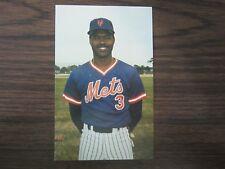 1986 Tcma New York Mets Rafael Santana Postcard