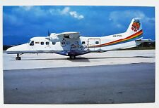 Pelangi Air Dornier 228-202K Postcard