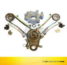 Timing Chain & Oil Pump For Chrysler Dakota Durango Jeep Grand Cherokee 4.7L