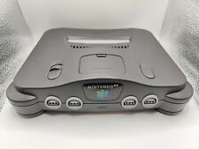 N64 RGB Mod Nintendo 64 System THS7316 RGB Amp uses SCART cable. console only