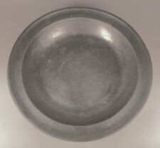 New listing Rare 12� Pewter Charger by William Will, Philadelphia, Pa, c. Late 1700s