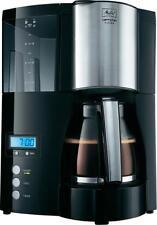 Kaffeemaschine Melitta Optima Timer black Schwarz  Fassungsvermögen Tassen=12 Ti