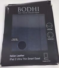 Bodhi iPad 2 Smart Cover B2719990EBLK Briefcase,Black,One Size