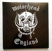 MOTÖRHEAD - ENGLAND (3LP, COLOR VINYL ALBUM LP )LIMITED BOXSET 2005