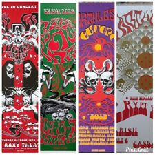 Gig Poster lot,psychedelic poster lot,concert poster lot,Roky Erickson