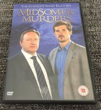 Midsomer Murders DVD Boxset The Complete Series Eighteen (Season 18)(2016) ITV