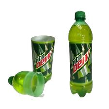 STASH BOTTLE MOUNTAIN DEW DRINK SECRET SAFE STORAGE