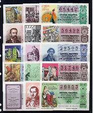 España Loteria Nacional del año 1980 (CF-686)