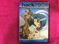 DVD Animazione Manica Hack Sign Hack Sign Volume 2 Anime