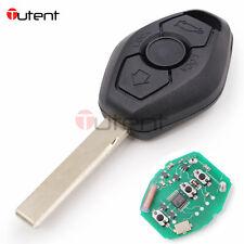 2PC*EWS Remote Key 3BTN 315MHZ/433MHZ ID44 for BMW 3 5 7 SERIES E38 E39 E46 HU92