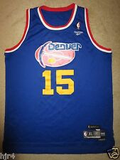 Carmelo Anthony 1976 Denver Nuggets NBA Retro Reebok Jersey XL Rookie