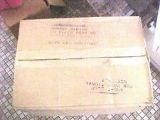 VINTAGE  JIM BEAM  FACTORY CASE OF  ( 6 )  FACTORY SEALED  FLAT CARS