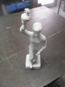 Figur Fackelträger Olympia,1984
