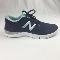 New Balance 711v2 Cross Training Shoes Blue Sneakers Women's Size 10 (WX711HN2)