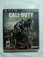 Call of Duty: Advanced Warfare - Day Zero Edition (Sony PlayStation 3 2014) PS3