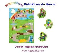 Magnetikids Kiddi Reward - Childrens Magnetic Reward Chart (Horses)