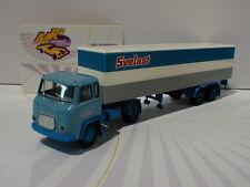 "Brekina 85157 # Scania LB 76 Koffersattelzug Baujahr 1976 "" Svelast "" 1:87 NEU"
