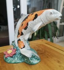 More details for beswick limited edition koi carp figurine - 78 of 500 su1452 boxed - excellent