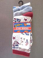 3 Paar Superman Socken 37-42 Strümpfe DC Comics USA Logo Unisex Socks Primark