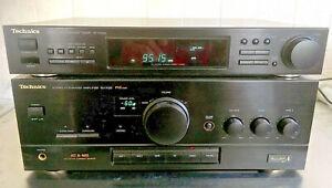 Amplificatore Technics SU-X120 (PXS cap)