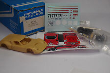 KIT A MONTER PROVENCE MOULAGE LOTUS 62 GOLD LEAF #71 SILVERSTONE 1969 K545