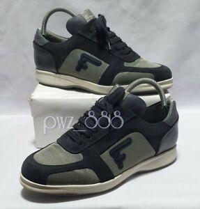 SALVATORE FERRAGAMO F Men's Sneakers Shoes UK Size 6 1/2 E