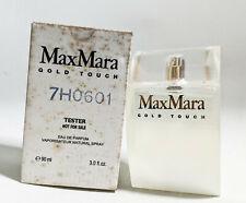 Max Mara Gold Touch Eau de Parfum 90ml / 3oz spray Free Shipping