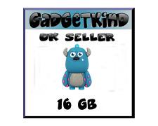 16GB Sully Monster Inc Novelty USB Pen Drive Flash Memory Stick Gift UK Seller