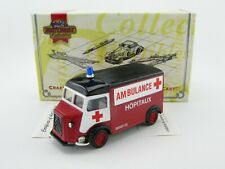 Matchbox Models Of Yesteryear YYM38059 Citroen H Van French Field Ambulance