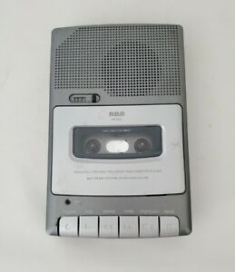 RCA Personal Portable Cassette Tape Player / Recorder Model: RP3503 TESTED