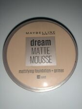 MAYBELLINE Dream Matte Mousse Foundation 18 ml~~SPF 15~~Please Choose Shade
