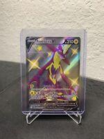 Toxtricity V SV112/SV122 Shiny Holo Shining Fates Full Art Pokémon Card NM 🔥