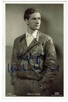 Martin Urtel † 1989 - original signierte FFV Autogrammkarte - hand signed