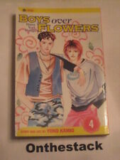 MANGA:     Boys over Flowers Vol. 4 by Yoko Kamio (2004, Paperback)