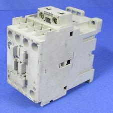 ALLEN BRADLEY 110/120V 50/60HZ CONTACTOR 100-C09*10 SER A