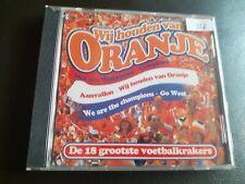 CD - Wij houden van Oranje - De 18 Grootste Voetbalkrakers, Worldcup 2006, n 268